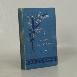 náhled knihy - Na vlnách. Báseň