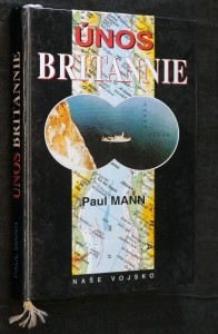náhled knihy - Únos Britannie