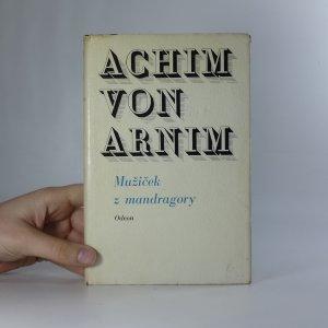 náhled knihy - Mužíček z mandragory