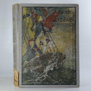 náhled knihy - Kapitán Keene