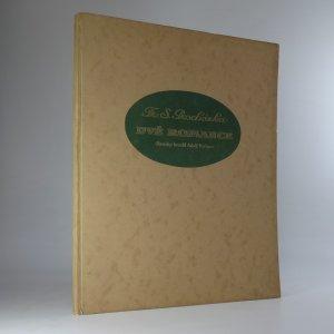 náhled knihy - Dvě romance