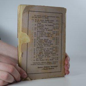 antikvární kniha Čechové před Milánem. Povídka z českých dějin, 1923