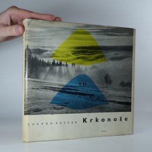 náhled knihy - Krkonoše (s podpisem autora)