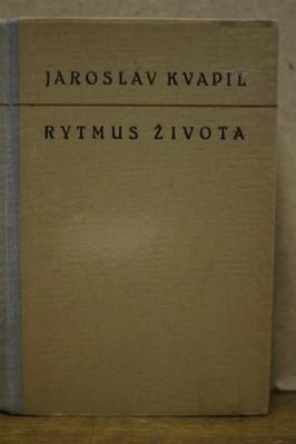 náhled knihy - Rytmus života : patero knih básnických : 1886-1943