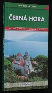 náhled knihy - Černá Hora : podrobné a přehledné informace o historii, kultuře, přírodě a turistickém zázemí Černé Hory