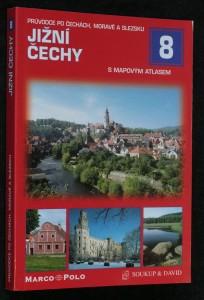 náhled knihy - Jižní Čechy : s mapovým atlasem