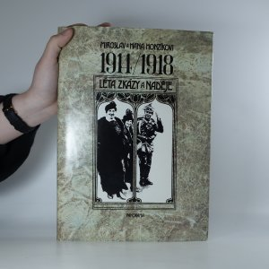 náhled knihy - 1914/1918. Léta zkázy a naděje