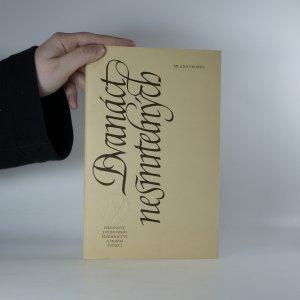 náhled knihy - Dvanáct nesmrtelných. Hrdinové světového písemnictví a jejich tvůrci