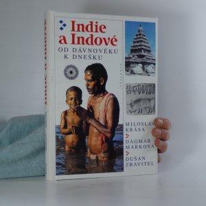 náhled knihy - Indie a Indové od dávnověku k dnešku