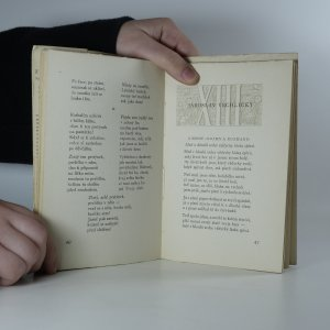 antikvární kniha Zpěvy lásky, 1943