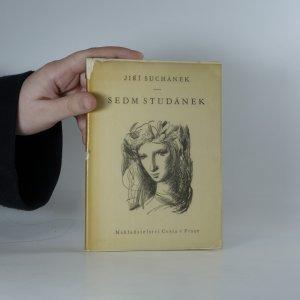 náhled knihy - Sedm studánek : báseň