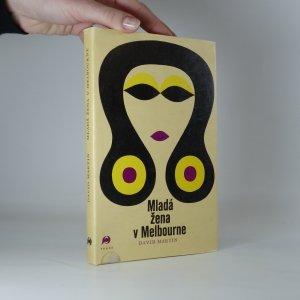 náhled knihy - Mladá žena v Melbourne