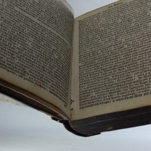 antikvární kniha Falx Evangelica Ad Resecanda Ex Agro Dominico Zizania Oder Evangelische Sichel, neuveden