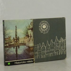 náhled knihy - Historická města ČSSR