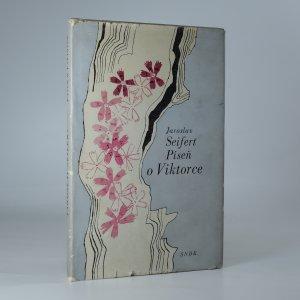 náhled knihy - Píseň o Viktorce