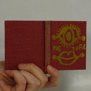 antikvární kniha 100 sonetů zachránkyni věčného studenta Roberta Davida, 1971