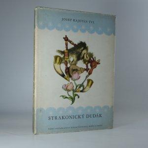 náhled knihy - Strakonický dudák aneb Hody divých žen