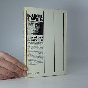 náhled knihy - Ratolest a vavřín