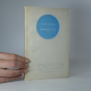 náhled knihy - Modravá rus