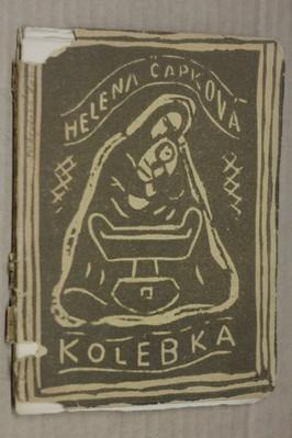 náhled knihy - Kolébka