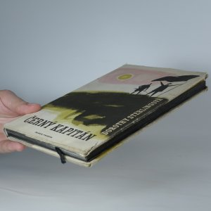 antikvární kniha Černý kapitán, 1963