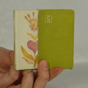 náhled knihy - Milostná rondeaux