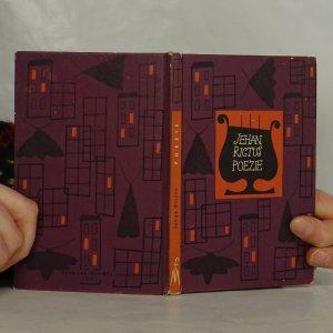 antikvární kniha Poezie , 1959