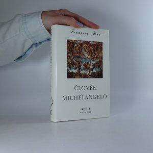 náhled knihy - Člověk Michelangelo