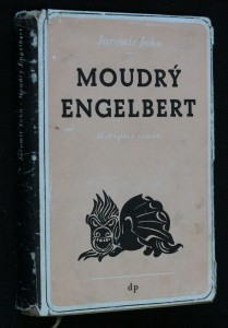 náhled knihy - Moudrý Engelbert