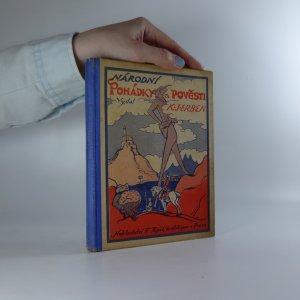 náhled knihy - Národní pohádky a pověsti