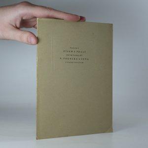 náhled knihy - Ukázky písem a prací knihtiskařů V. Vokolka a syna