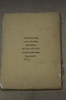 antikvární kniha Kolébka, 1922