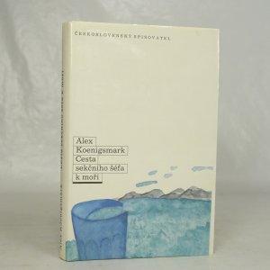 náhled knihy - Cesta sekčního šéfa k moři