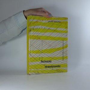 náhled knihy - Technická termodynamika