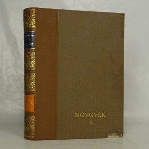 náhled knihy - Ilustrované dějiny světové. Díl III, Novověk. I.