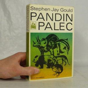 náhled knihy - Pandin palec. Malá tajemství evoluce.