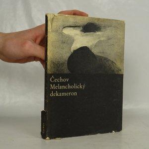 náhled knihy - Melancholický dekameron