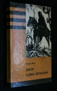 náhled knihy - Duch Llana Estacada
