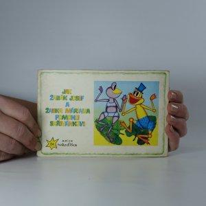 náhled knihy - Jak žabák Josef a žabka Márinka pomohli skřivánkovi