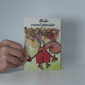 náhled knihy - Pohádka o veverčí jedenáctce
