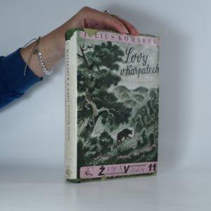 náhled knihy - Lovy v Karpatech. vzpomínky zoologovy