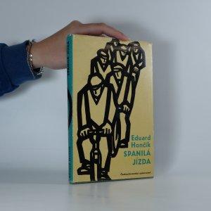 náhled knihy - Spanilá jízda