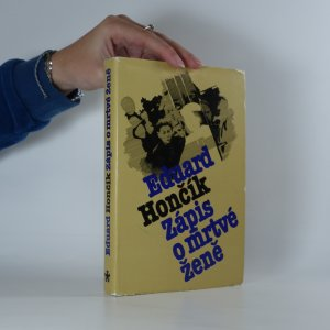 náhled knihy - Zápis o mrtvé ženě