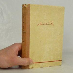 náhled knihy - O zlatém člověku