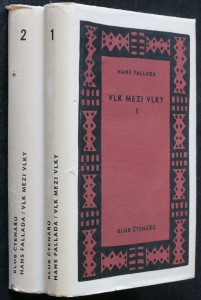 náhled knihy - Vlk mezi vlky - 2 svazky