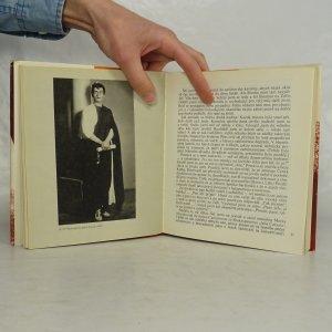 antikvární kniha Tisíc a jeden život, 1981