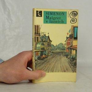 náhled knihy - Maigret v lázních