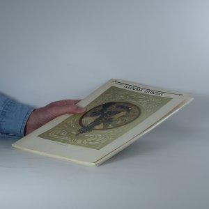 antikvární kniha Alfons Mucha, neuveden