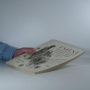 antikvární kniha Umění, sborník pro českou výtvarnou práci. Svazek XVII., 1945