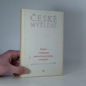 náhled knihy - Čeští utopisté devatenáctého století